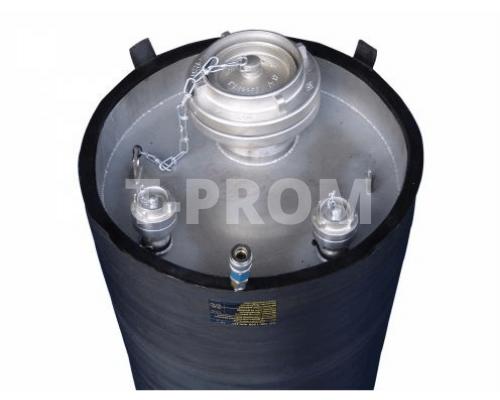 Могорозмерные заглушки с байпасом 1,5 BAR (APB)