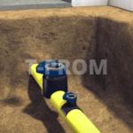 Врезка в трубу под давлением: ✔ газ, вода, нефть в Украине ⏩️ tprom.com.ua